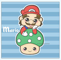 Mario by xXMandy20Xx