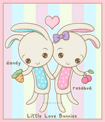 Little Love Bunnies by xXMandy20Xx