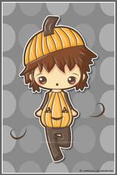 I want to be a pumpkin by xXMandy20Xx