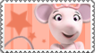 Angelina Stamp by Stamps-World