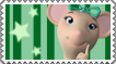 Alice Stamp by Stamps-World