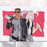 Blade / Whistler by jsidwell0
