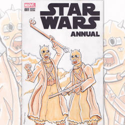 Sand People by jsidwell0