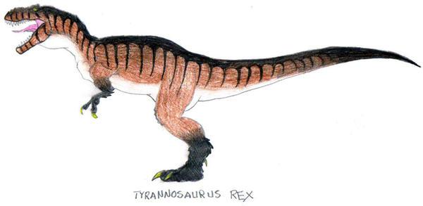 CARNIVORES- Tyrannosaurus Rex by invaderTRIPP666