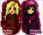 South Park:: Bebe and Wendy::
