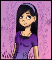 Sketch - Violet parr by Innerd