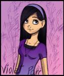 Sketch - Violet parr