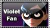 Violet Parr Stamp by Innerd
