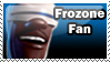 Frozone Stamp by Innerd