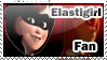 Elastigirl Stamp by Innerd