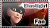 Elastigirl Stamp by Innerd