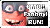 Fanboy Stamp by Innerd
