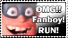 Fanboy Stamp by Innerd