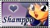 Shampoo stamp by Innerd