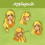 More Applejack