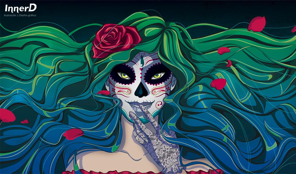 Bella Muerte. by Inner-D