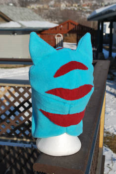 blue and red taby cat hat 2
