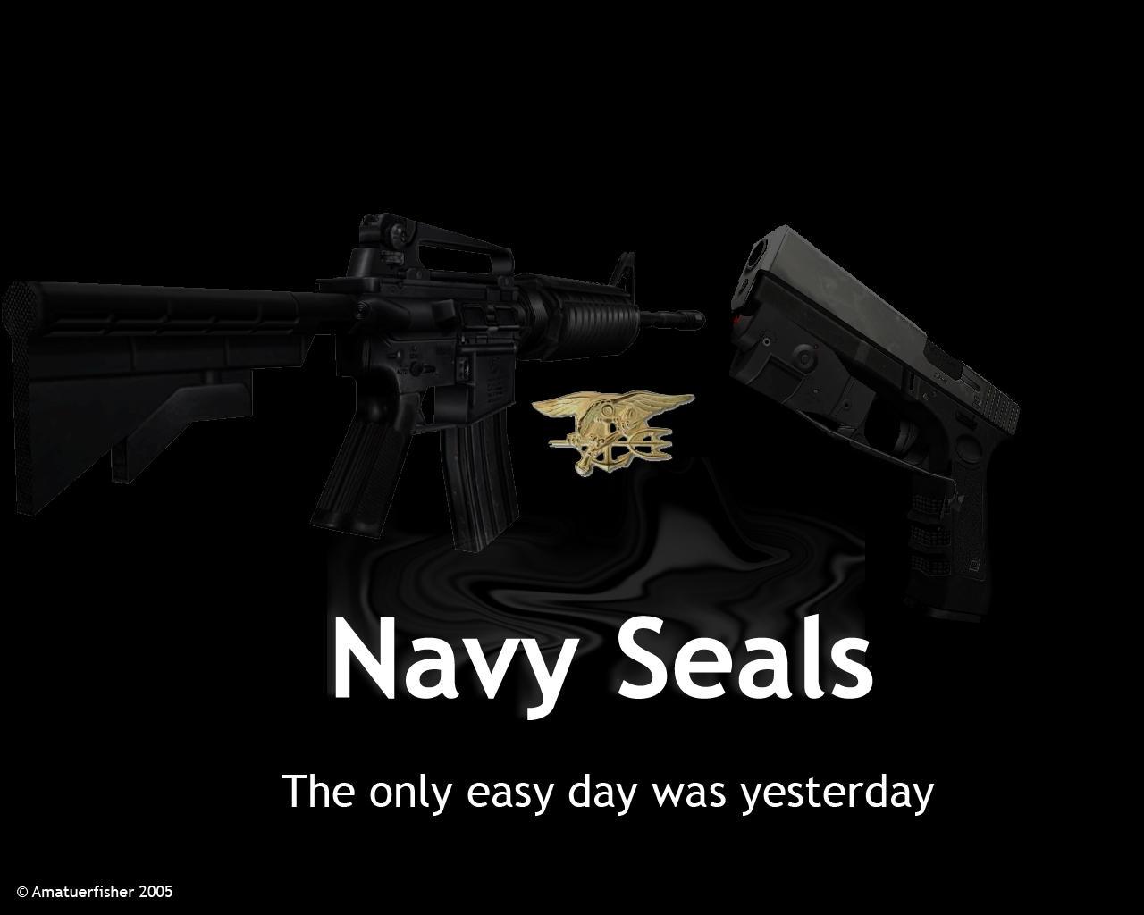 Navy Seals by amatuerfisher on DeviantArt