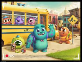 monsters elementary