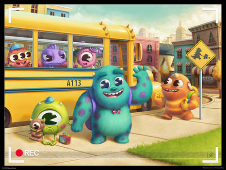 monsters elementary