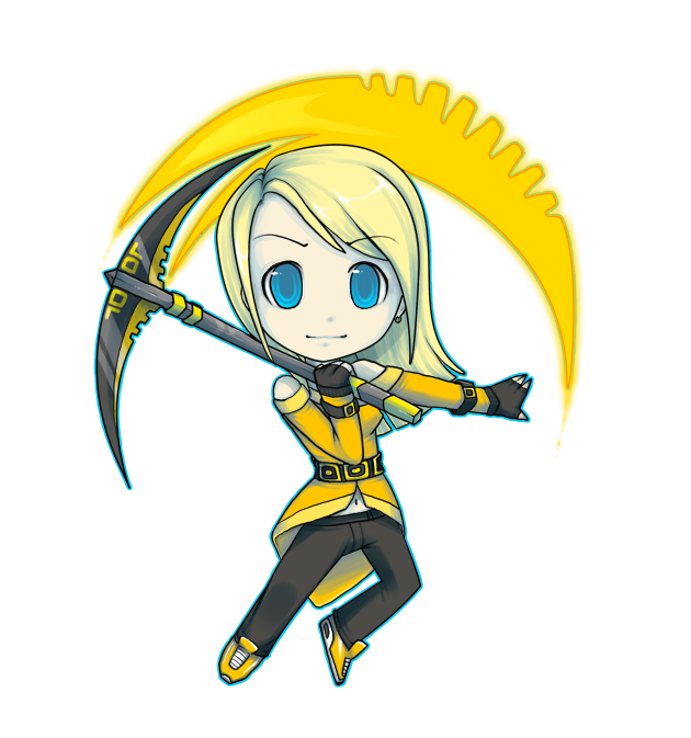 Soul eater character chibi by Felizz on DeviantArt