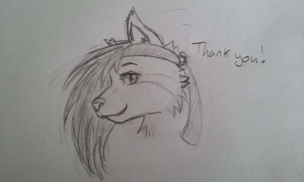 Thank you for Stinkytoes by HavocWraith