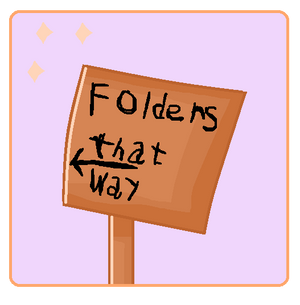 Folders that way