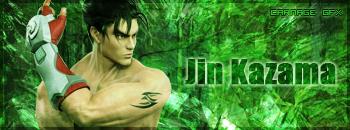 Jin Kazama Signature by carnagebg