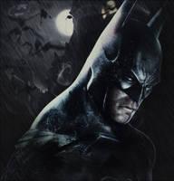 Batman The Dark Knight by carnagebg