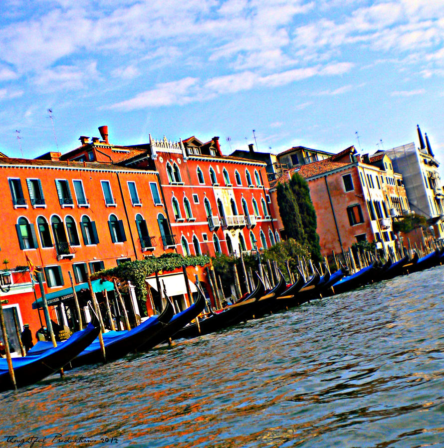 Venetian Colors by Gardynn7