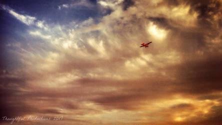 Seeking New Horizons by Gardynn7