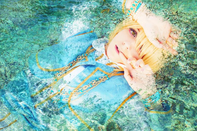 Blue Storm by HiroWanijima