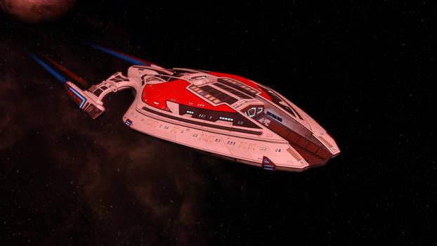 ISS Pathfinder - Terran Science Vessel