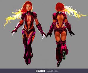 Starfire Redesign