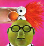 Muppets Bunsen and Beaker