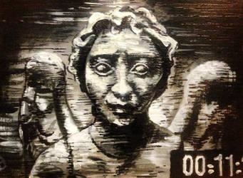 Weeping Angel by ckrickett