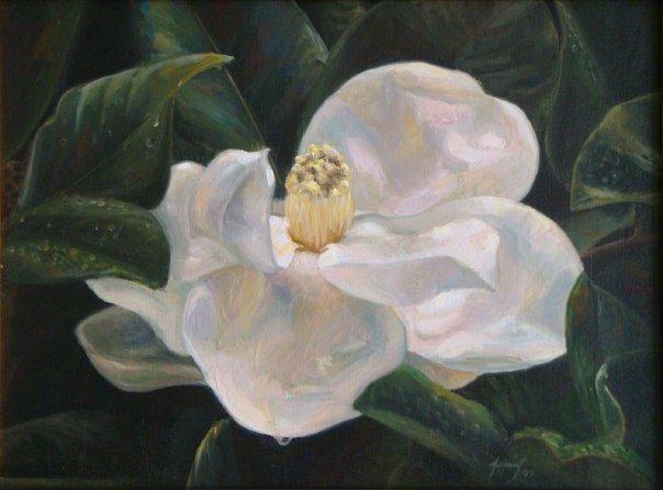 grandma's magnolia by kweenofklubs