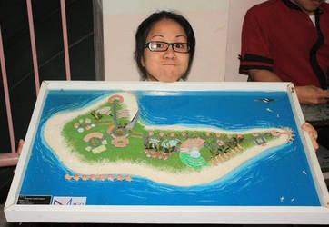 Miniature Island Resort by hotmomma17