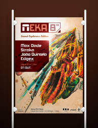 MEKA 8'' Sound explorers