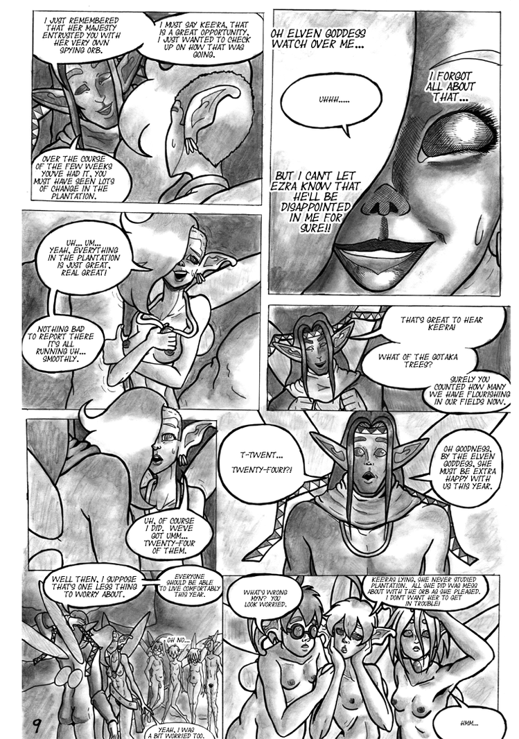 The New Guardian Page 9 by Shane-Emeraldwing