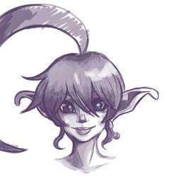 Myn Doodle by Shane-Emeraldwing