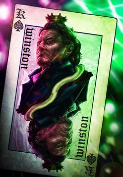 Winston - King of Spades