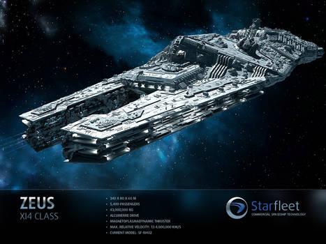 Starfleet spaceship gallery