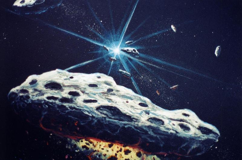 'CELESTIAL NOMADS' by AstroBoy1