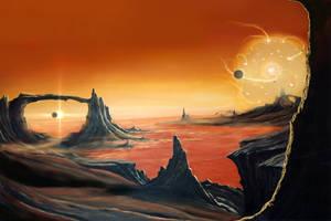 ALIEN SHORES by AstroBoy1