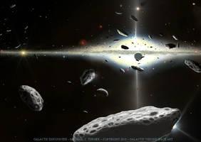 GALACTIC ENCOUNTER by AstroBoy1