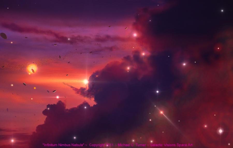 Infinitum Nimbus Nebula by AstroBoy1