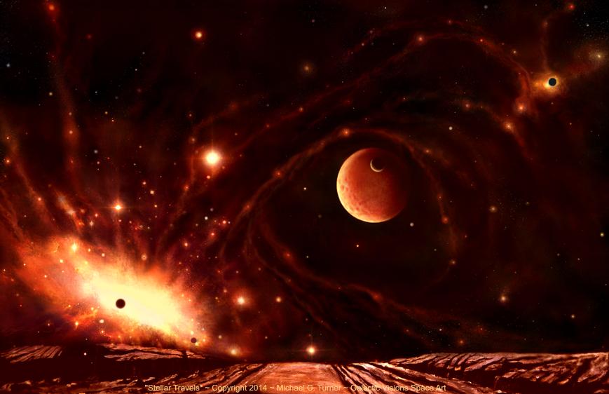 Stellar Travels by AstroBoy1