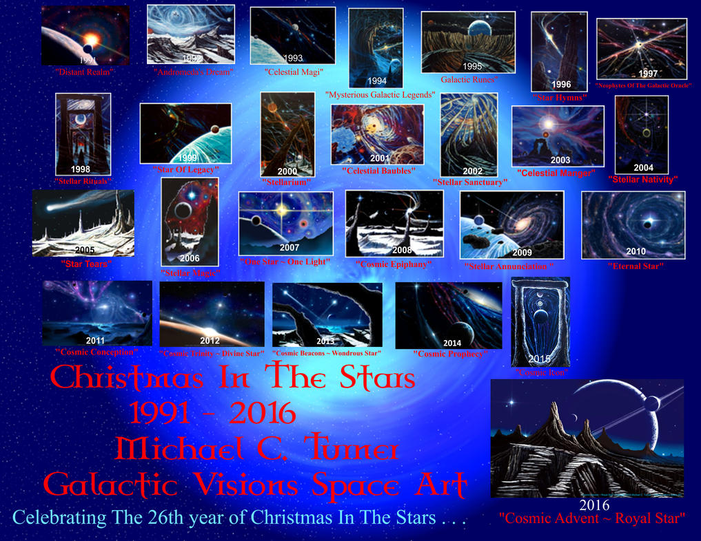 Christmas In The Stars by AstroBoy1