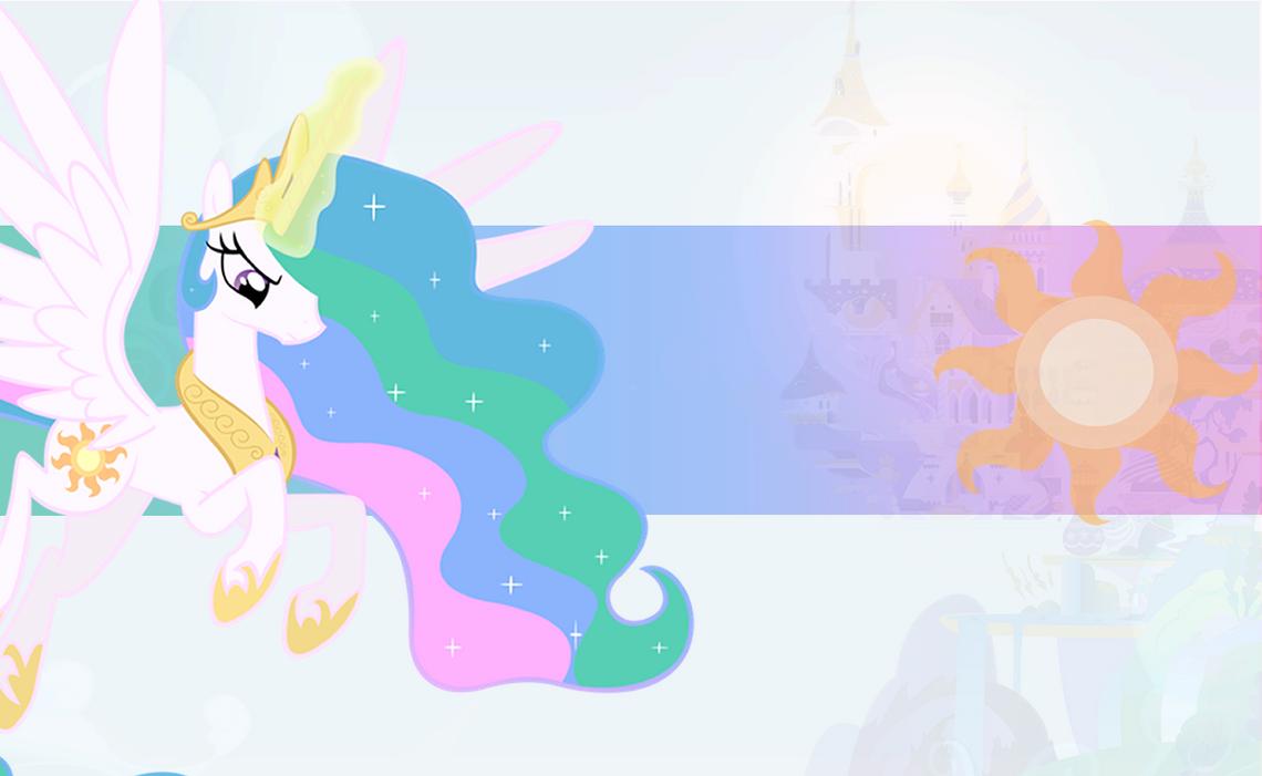 princess celestia wallpaper by mayosia on deviantart